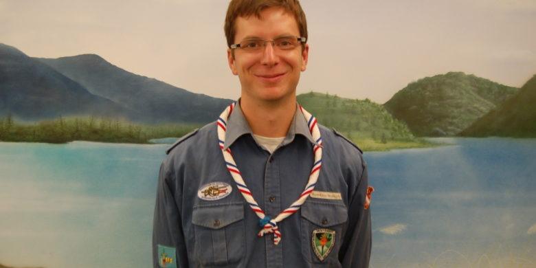 Portrait : Dorian K., pilote de la commission «Branche Flambeaux»