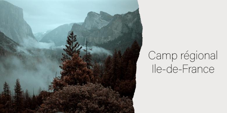 Camp régional Ile-de-France